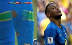 Triệu phú đô la Neymar một lần nữa đi tất rách ở World Cup 2018