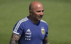 HLV Sampaoli bị tước quyền, Messi và đồng đội tự quyết đội hình đấu Nigeria