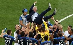 Pháp vô địch World Cup 2018, HLV Deschamps lập nên kỳ tích