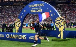 Truyền thông casino o viet nam khen ngợi chức vô địch World Cup 2018 của đội tuyển Pháp