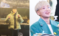 """V-netizens mới kết nạp thêm 1 """"con rể Việt Nam"""": Tự khoe ảnh thưởng thức đồ ăn do fan Việt tặng, cưng quá trời!"""