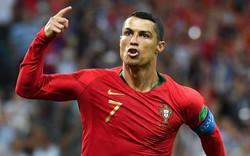 """""""Siêu nhân"""" Ronaldo chạm tới 3 kỷ lục ngày phá lưới Tây Ban Nha"""