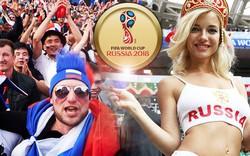 Chuyện chăn gối ở World Cup 2018: Đức cấm tiệt, Mexico được thả ga