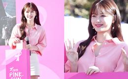 """Sao nhí một thời """"Mặt trăng ôm mặt trời"""" Kim Yoo Jung dự sự kiện mà gây bão: Xinh cực phẩm, fan nghĩ ngay đến Song Hye Kyo"""