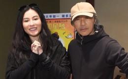 Châu Tinh Trì tuyên bố di chúc, toàn bộ gia sản để lại cho con trai thứ 3 mới 1 tuổi của Trương Bá Chi?