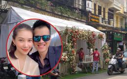 """HOT: Lưu Đê Ly tổ chức lễ ăn hỏi cùng người đàn ông từng khiến cô chịu tiếng """"Tuesday"""" trên phố Hàng Buồm"""