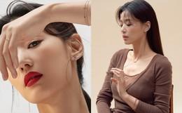 """""""Mợ chảnh"""" Jeon Ji Hyun bất ngờ cắt mái: một lần nữa chứng minh nhan sắc tuyệt đỉnh, thần thái cao sang khó ai bì kịp"""