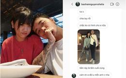 """""""Thần chia tay"""" gọi tên couple Khói - Bảo Hân: Nhà trai unfollow bằng sạch, nhà gái thẳng thắn confirm luôn với fan"""