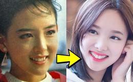 11 idol Kpop là bản sao của bố mẹ: Cha con nhà V (BTS) quá đỉnh, mẹ của mỹ nhân TWICE gây bão vì ảnh hồi trẻ