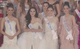 Tường San dừng chân ở Top 8, Thái Lan đăng quang Hoa hậu Quốc tế 2019