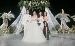 Cuối cùng em gái Ông Cao Thắng cũng chịu khoe ảnh chụp chung với cô dâu chú rể ở Phú Quốc rồi!
