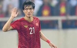 """Đôi chân pha lê Tuấn Anh """"vô hiệu hóa"""" cầu thủ UAE hay nhất châu Á"""