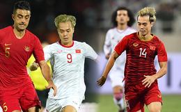 Tuyển thủ Việt Nam tráo số áo đấu UAE: Đó là sự tinh quái của thầy Park