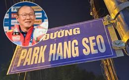 Người Sài Gòn ngạc nhiên khi xuất hiện một con đường mang tên… Park Hang-seo