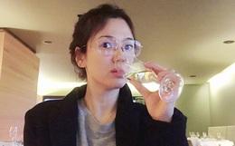 Song Hye Kyo lộ mặt mộc quá đỉnh qua ống kính bạn thân: Đẳng cấp visual không cần son phấn, photoshop là đây!