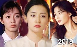 """Đúng là chỉ 10 nữ thần huyền thoại này mới cân được thử thách 2 thập kỷ: Song Hye Kyo, """"mợ chảnh"""" chưa phải đỉnh nhất?"""
