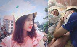 Tuyển thủ U22 Việt Nam bị vợ xinh đẹp cằn nhằn vì món quà mua cho con trai khi vô địch SEA Games
