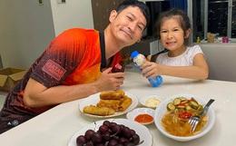 Con gái Huy Khánh nhiều lần bị chê chưa ngoan, nhưng nam diễn viên vẫn một mực bảo vệ, nghe lý do đầy thuyết phục