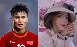 """Lộ cả rổ bằng chứng về mối quan hệ của Quang Hải và cô chủ tiệm nail: Hoá ra """"tình trong như đã mặt ngoài còn e"""" bấy lâu nay?"""