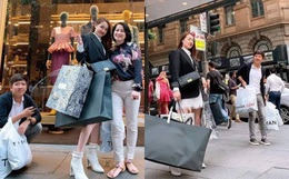 Vợ chồng Nhã Phương hiếm lắm mới du lịch nước ngoài, hành động tâm lý của Trường Giang khi vợ chụp ảnh gây chú ý