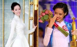 Lộ loạt ảnh hiếm thời đi học của Hoa hậu Hoàn vũ Khánh Vân: Hoa khôi áo dài 6 năm trước, gương mặt nhìn phát là yêu