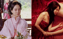 """Loạt cảnh nóng chưa từng hết sốc ở phim cổ trang xứ Hàn: """"Mợ ngố"""" Song Ji Hyo quay cảnh nhạy cảm tận 40 lần?"""