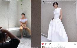 """Quán cafe tung bằng chứng """"tố"""" Khánh Linh nói dối việc thay đồ để chụp ảnh nhưng lại để lộ 1 sai sót """"khó đỡ"""""""