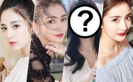 Top 4 mỹ nhân sở hữu đôi mắt đẹp nhất showbiz Hoa ngữ: Angela Baby xếp cuối, Dương Mịch phải thua 1 người