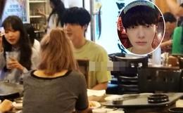 Lộ ảnh Ahn Jae Hyun một mình ngồi giữa 3 cô gái xinh đẹp đón sinh nhật gây xôn xao: Bằng chứng ngoại tình là đây?