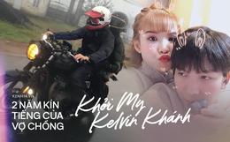 """Cuộc sống của Khởi My và Kelvin Khánh sau 2 năm đám cưới: Kín tiếng nhưng độ """"hot"""" chưa bao giờ giảm sút!"""