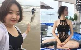 Hành trình lột xác sau khi giảm 28kg của cô gái ''đánh mất cả thanh xuân vì béo''