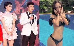 """Huyme đăng ảnh thân mật với Miu Lê, bạn gái bình thản đáp lại bằng """"cả rổ"""" khoảnh khắc diện bikini cực nóng bỏng"""