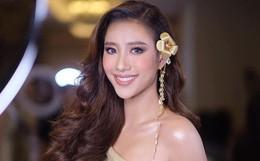 Mỹ nhân 9x vừa đăng quang Hoa hậu Hoàn vũ Lào: Xinh đẹp rụng rời, chiều cao khủng và nhiều điểm chung với Hoàng Thùy