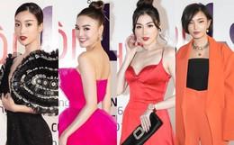 Thảm đỏ khủng sự kiện ra mắt MXH Lotus: Dàn Hoa hậu, Á hậu siêu lộng lẫy, Chi Pu, Châu Bùi dẫn đầu dàn hotgirl thế hệ mới