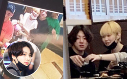 HOT: Rộ tin Jungkook (BTS) hẹn hò vì lộ ảnh CCTV ôm ấp, uống rượu với gái lạ, tình trạng hôn nhân của cô gái gây bão