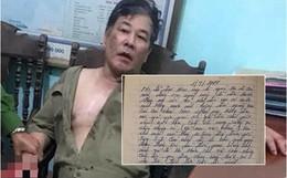"""Xác minh bức thư """"hàng năm nay không dám dùng dầu gội, không dám nạp điện thoại"""" được cho là của nghi phạm truy sát cả nhà em gái"""