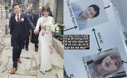 Ngớ người khi vợ MC Trần Ngọc tiết lộ sống chung 3 năm vẫn chưa đăng kí kết hôn, xin visa đi du lịch với danh nghĩa bạn bè