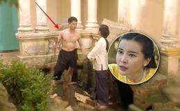 """Chuyện lạ Tiếng Sét Trong Mưa: Thấy body chàng ở Hứa Minh Đạt, cô """"Hai Sáng"""" Cao Thái Hà rần rần tương tư?"""