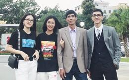 """Hậu tin đồn chuẩn bị kết hôn, Bình An lộ ảnh đưa Á hậu Phương Nga """"ra mắt"""" gia đình?"""
