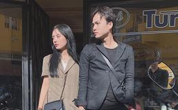 """Lâm Á Hân công khai nắm tay tình mới sau ly hôn gần 2 năm, trả lời bạn bè: """"Tới thời, cản hổng được!"""""""