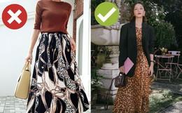 Người làm trong ngành thời trang chỉ ra 8 lý do khiến bạn muôn đời không mặc đẹp và sành điệu lên được