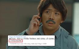 """Cao tay như Trấn Thành, tập 3 """"Bố Già"""" vừa lên sóng đã ẩn ngay tập trước để tiện đường lên top trending?"""