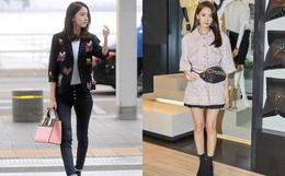 Yoona ngày càng mặc đẹp hơn trước, hoá ra vì chân vòng kiềng nay đã hóa thẳng nhờ biện pháp đặc biệt