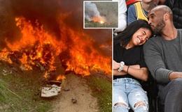Xót xa trước hình ảnh vừa được công bố về vụ tai nạn thảm khốc cướp đi mạng sống của Kobe Bryant: Sau khi nổ tung, tất cả chỉ còn hoang tàn và đổ nát