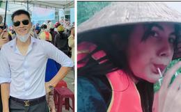 Công Vinh than bị vợ lừa lần thứ 3 vì Thuỷ Tiên đột ngột huỷ vé máy bay về Sài Gòn, ở lại cứu trợ người dân Quảng Trị