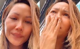 Bức xúc đỉnh điểm, Hoa hậu H'Hen Niê đăng story giàn giụa nước mắt vì bị chỉ trích khi ủng hộ 50 triệu cứu trợ miền Trung