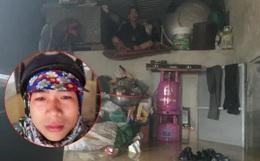 """Mắc kẹt trong nhà ngập khuất tầm nhìn, không có đồ ăn nước uống, nam thanh niên ở Quảng Bình lên mạng cầu cứu: """"Ca nô nào đi ngang qua xin hãy gọi để em tìm cách ra"""""""