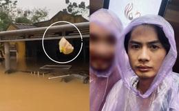Đoàn thiện nguyện bị trách vì quăng quà cứu trợ cho người dân miền Trung, Huỳnh Phương phải livestream lên tiếng làm rõ