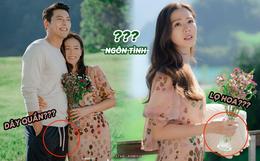 """Nhìn qua thì đẹp, soi kỹ là chỉ muốn """"quỳ"""" vì bộ ảnh của Hyun Bin - Son Ye Jin: Dây quần và lọ hoa, sao mà thấy tức á!"""