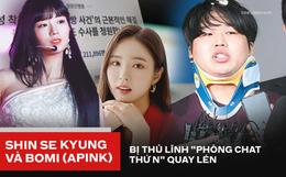 """CHẤN ĐỘNG: Shin Se Kyung và Bomi (Apink) là nạn nhân của thủ lĩnh """"Phòng chat thứ N"""", lộ tin nhắn giao dịch gây sốc"""